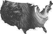 Wind Map , created by Fernanda Viégas and Martin Wattenberg. <b>Image</b> from Oct...