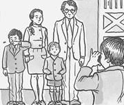 From  Fun Home: A Family Tragicomic  by Alison Bechdel, 17. <b>Copyright</b> © 200...