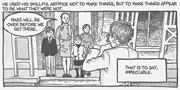 From  Fun Home: A Family Tragicomic  by Alison Bechdel, 16. <b>Copyright</b> © 200...