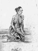 "Clarissa Chapman Armstrong, ""Titihuta"" (Nuku Hiva, 1833). <b>Image</b> courtesy of..."