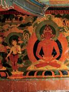 Amitāyus, west end of <b>south</b> wall of Akaniṣṭha Shrine (3.7), first half of s...