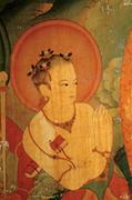 Sudhanakumāra (detail of  Figure 7 , lower left). Photograph: <b>author</b>.   Fig...