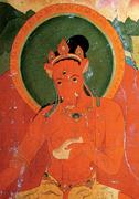 Vārāhī (detail of  Figure 22 , lower left). Photograph: <b>author</b>.   Figure 54...