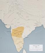 <b>India</b>, ca. 1400. From Haidar and Sardar,  Sultans of Deccan <b>India</b>, 1500–170...