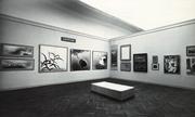View of Japanese gallery, Twenty-Sixth Venice Biennale, 1952. Miwa Harumi 三...