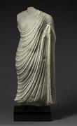Buddha , <b>South</b> India, Telangana (Andhradesa), probably Nagarjunakonda, Iksh...