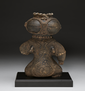 Figurine of a Female , Japan, Jōmon <b>period</b> (14,000–300  bce ), 1000–800  bc...