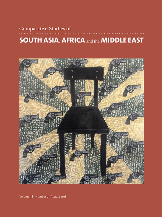 introduction comparative studies of south asia africa and the