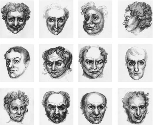 Utopians portraits (selections)