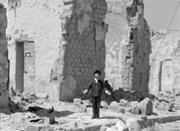 """Une petite fille de Fatah,"" according to Godard's voice-over, recites a po..."