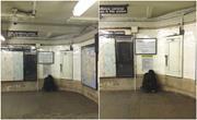 Mira Schor,  Subway <b>Figure</b> . Photo. © 2013 Mira Schor   <b>Figure</b> 8. Mira Scho...