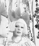 Miss Clair Luxury Fashion Photograph , 2015. Original <b>photo</b> print under acr...