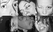 Extracted details from Terry  Richardson's  Kibosh  <b>images</b> (2004) . Faces r...