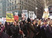 Deborah Frizzell,  Women's March in New <b>York</b> , 2017. Digital photograph, di...