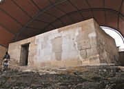 The room of the Inca's ransom   <b>Figure</b> 2. The room of the Inca's ransom
