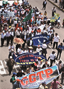 Marching to Lima   <b>Figure</b> 3. Marching to Lima
