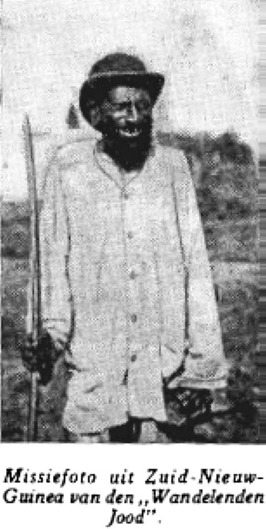 A wandering Jew (From Schoonheyt, L. J. A. (1936))