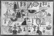 Section of the Rosary, fols. 23v–24r. Egerton Manuscript 2898, <b>British</b> Muse...
