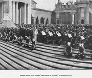 One of many large-scale pageants and <b>performances</b> staged at the fair,  The ...