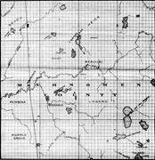 Abstract of <b>title</b> map of the allotment of Edna Wright in Island Township, i...