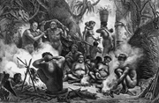 Government officials frequently portrayed Brazil's eastern Indians as irred...