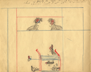 <b>Chapter</b> 9 shows different  topati  used by Pic'aktlim for his son's  thluuc...