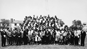 The 1961 Southwest Regional <b>Indian</b> Youth Council held at the University of ...