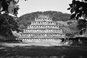 The pyramid today. Photo <b>provided</b> by Benjamin Blaisot, n.d., Zona de Monume...