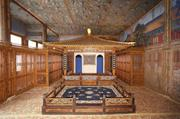 The Theater Hall of the Juanqin zhai (the Lodge of Retirement). Provided by...