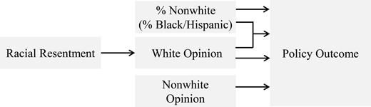 Integrated Racialized Backlash Theory