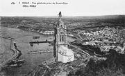 View of Oran from the <b>Virgin</b> Mary of Santa Cruz, ca. 1900   Figure 1. View ...