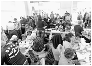 A full house at the second Palo Alto Repair Café hosted by the <b>Museum</b> of Am...