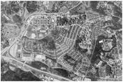 Aerial view of Geneta, May 2010. <b>Source</b>: Municipality of Södertälje   Figur...