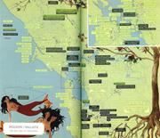 """""""Poison/Palate"""" map showing Silicon Valley Superfund sites along with Bay A..."""