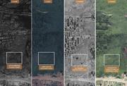 """Alleged Mass Graves Site near Khalil Yagoup Garden, Kadugli, <b>South</b> Kordofa..."