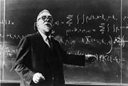 Norbert Wiener in class at MIT. Courtesy MIT <b>Museum</b>   Figure 1. Norbert Wie...