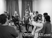 Behind the scenes at the New <b>York</b> Reality TV School.  Cruze-arati.com    Fi...