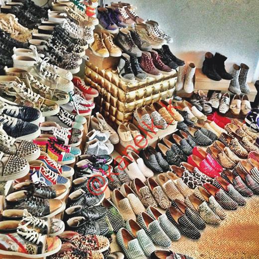 Kane Lim's shoe collection by @kanelk_k