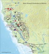California's water circulation <b>system</b>. Wikimedia Commons   Figure 2. Califo...