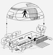 """Victor Olgyay, """"Theoretical Approach to Balanced Shelter,"""" from  Design wit..."""
