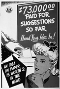 $73,000.00 Paid for Suggestions So Far. Hand Your Idea In! An Idea on <b>Paper</b>...