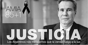 Image circulated <b>on</b> social media and by email in the days following Nisman'...