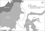 Channels of movement. Map provided by ISEAS-Yusof Ishak Institute.   <b>Figure</b>...