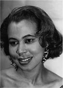 Sylvia <b>Wynter</b>, circa late 1950s. Photograph by Oswald Jones. Used with perm...