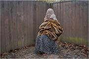 Keisha Scarville,  <b>Untitled</b> #3 , from  Mama&#x27;s Clothes  series, 2015. Archiv...