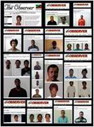 Individuals accused in the rising torrent of violent crimes, 29 <b>October</b> 201...
