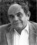 Antonio <b>Benítez</b>-Rojo in exile. Amherst, Massachusetts, 1989. Photograph by ...