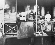 """""""Typical home of West Indian laborer, Golden Green,"""" <b>Panama</b> <b>Canal</b> Zone, ca...."""