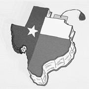 "A textbook shaped like the state of Texas. See Isensee, ""Texas Hits the Boo..."