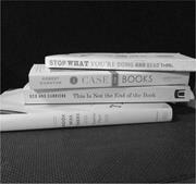 A twenty-first-century publishing boom: <b>books</b> about the end of <b>books</b>. Photo...